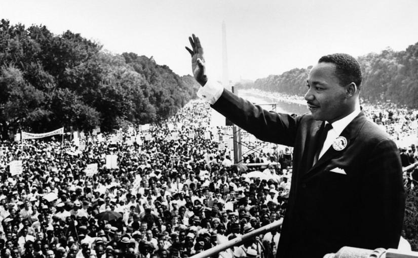 Mitä voimme oppia Martin Luther King Jr:lta?
