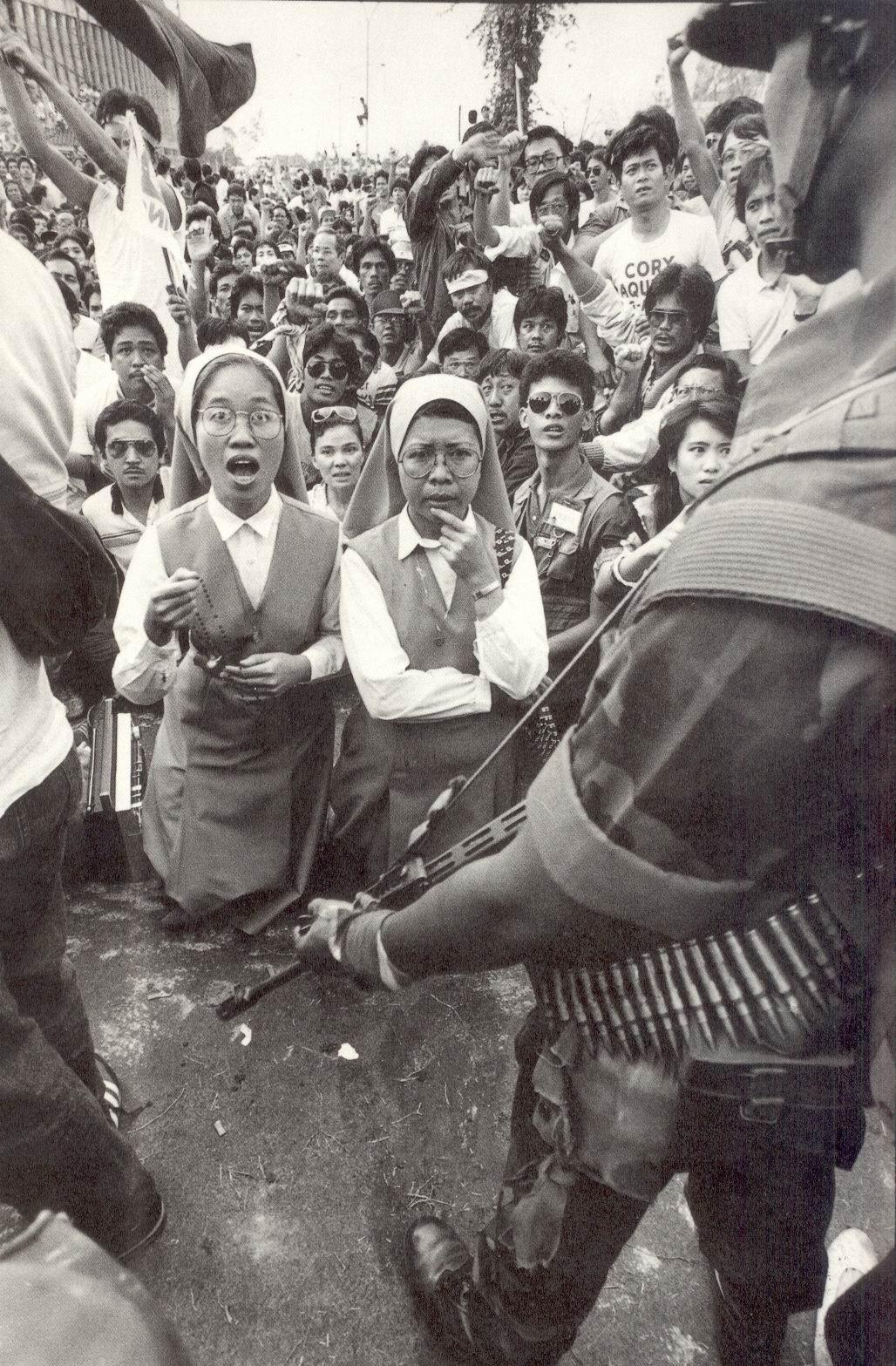 People Power -vallankumous Filippiineillä vuonna 1986